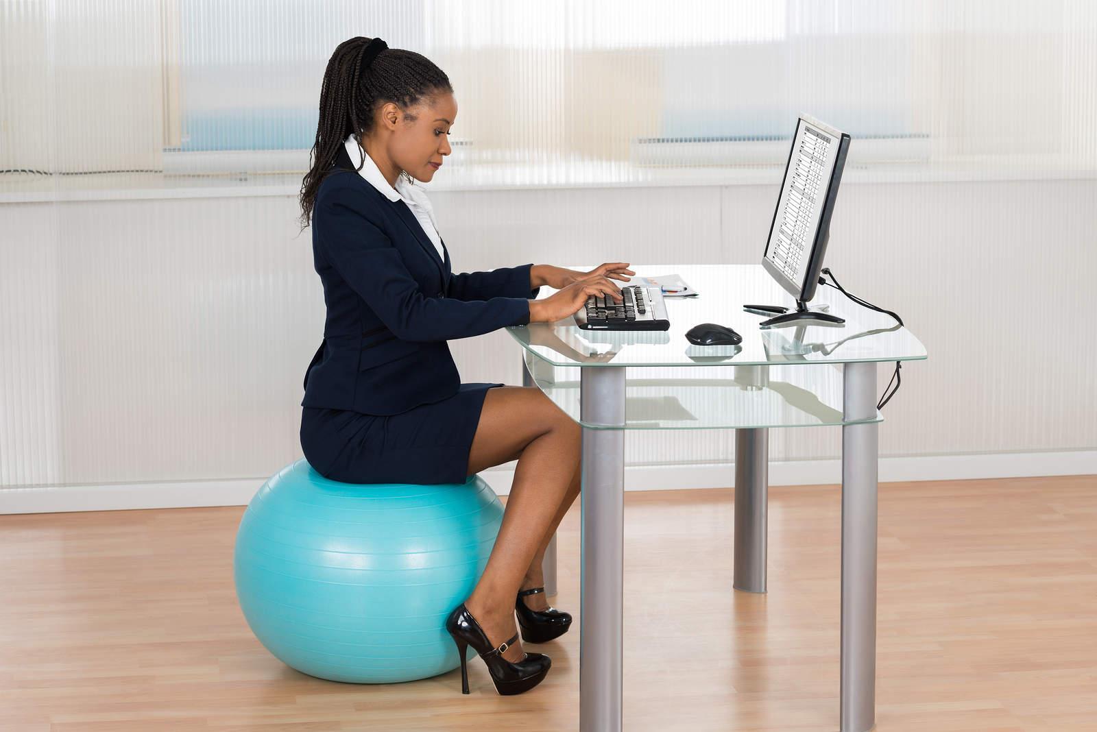 Ility Ball Vs Office Chair